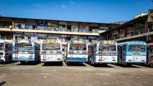 Openbaar vervoer in Sri Lanka