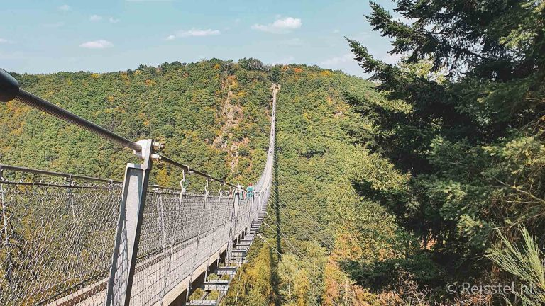 Header 1 Geierlay Hangbrug, Duitsland