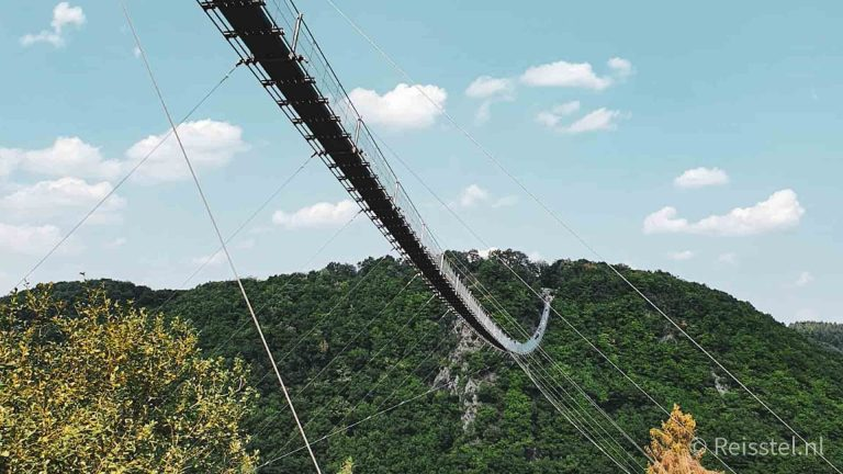 Must do in Duitsland: de Geierlay hangbrug