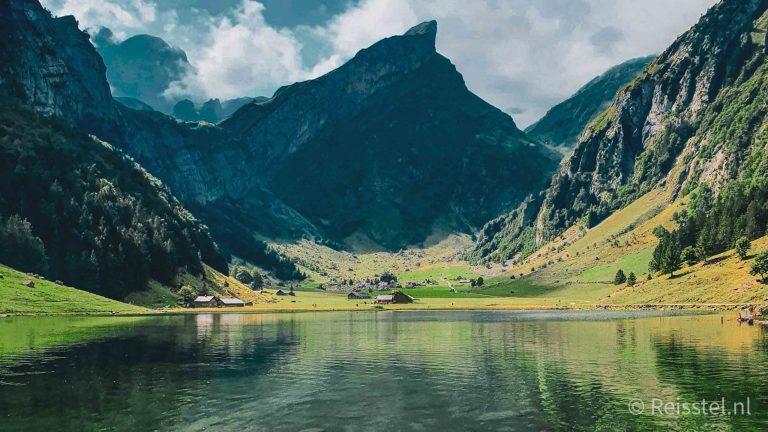 Reisroute Zwitserland 14 dagen highlights - header