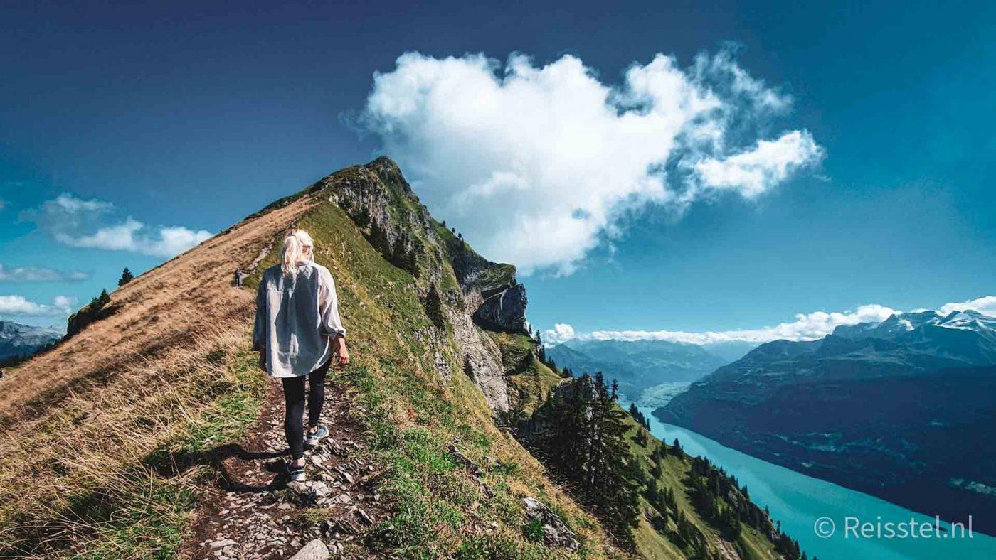 Spectaculair uitzicht - Augstmatthorn hike   header