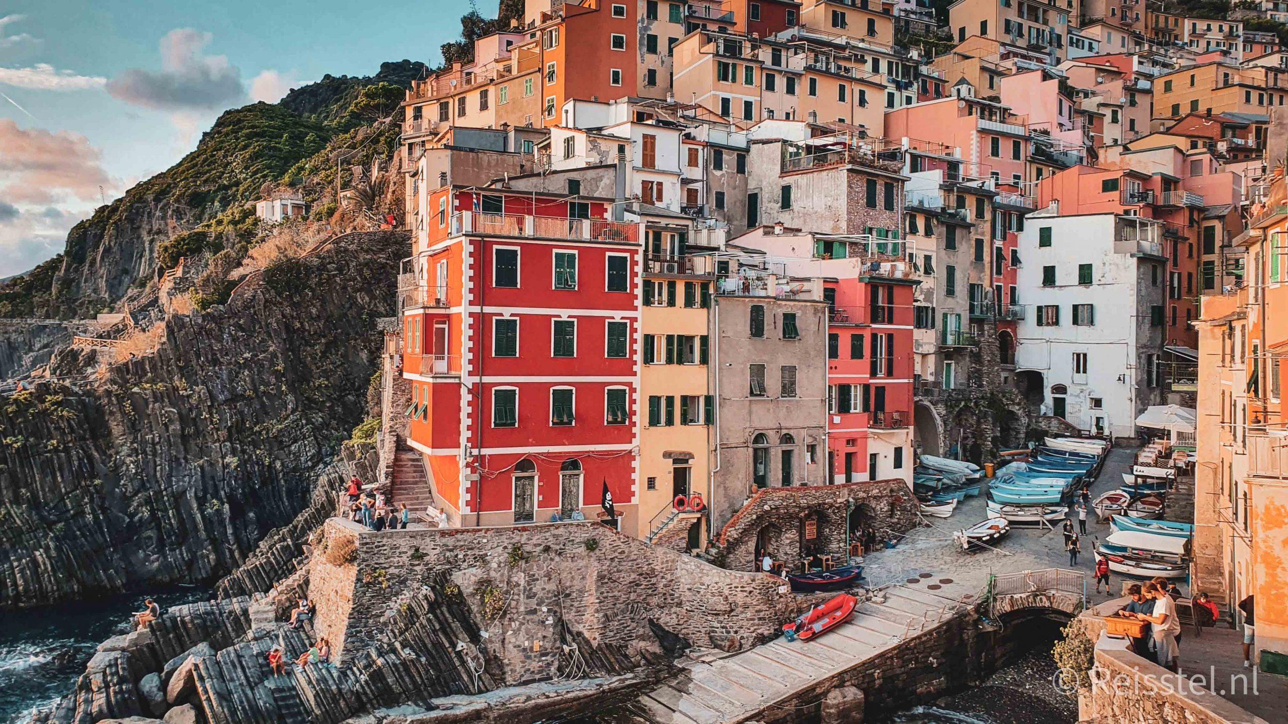 Vakantie najaar 2020: ontdek Cinque Terre | header