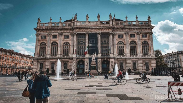 Highlight Turijn stadswandeling met gids | header