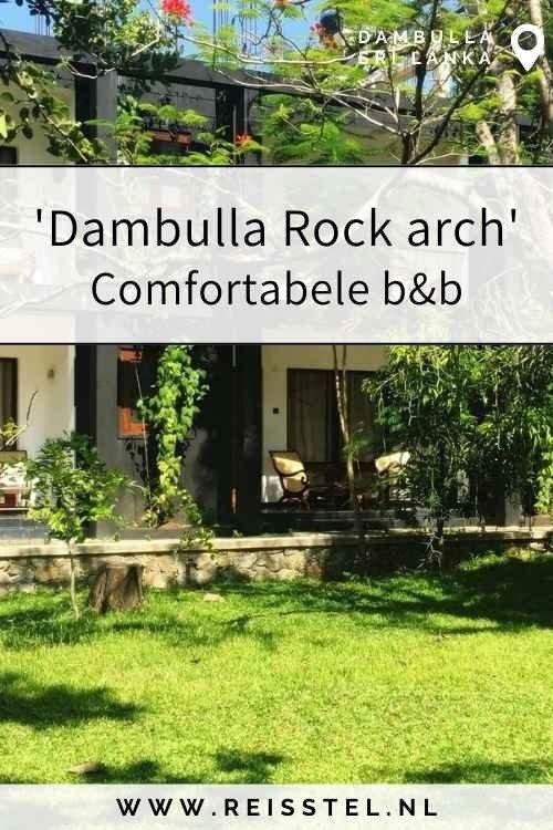 Reisstel.nl | 6x must see in het culturele Dambulla in Sri Lanka
