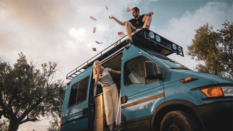 Vanlife kosten | header