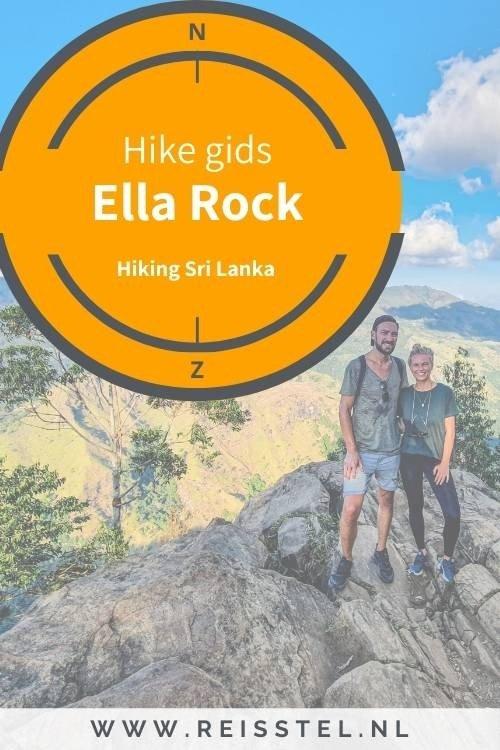 Hiken in Ella - hoe beklim je de Ella Rock?