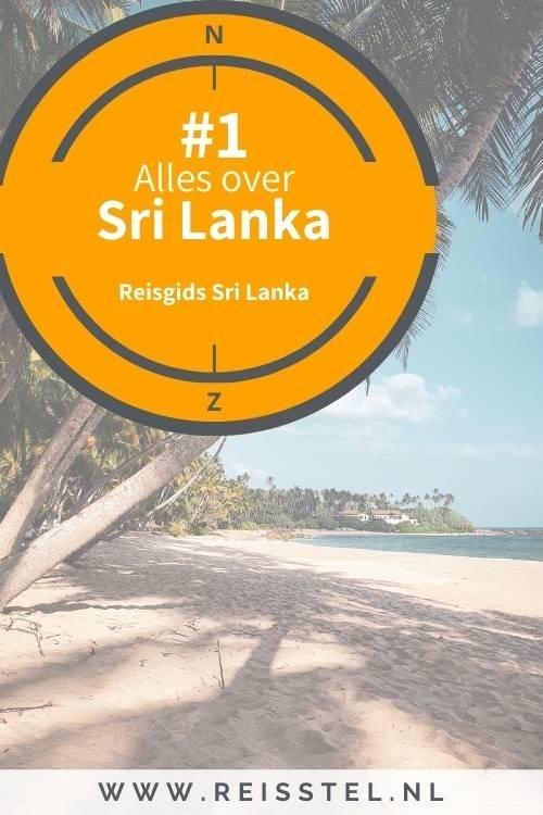 Alles over Sri Lanka - handleiding