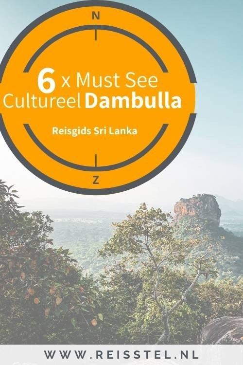 6x Must see: Dambulla in Sri Lanka