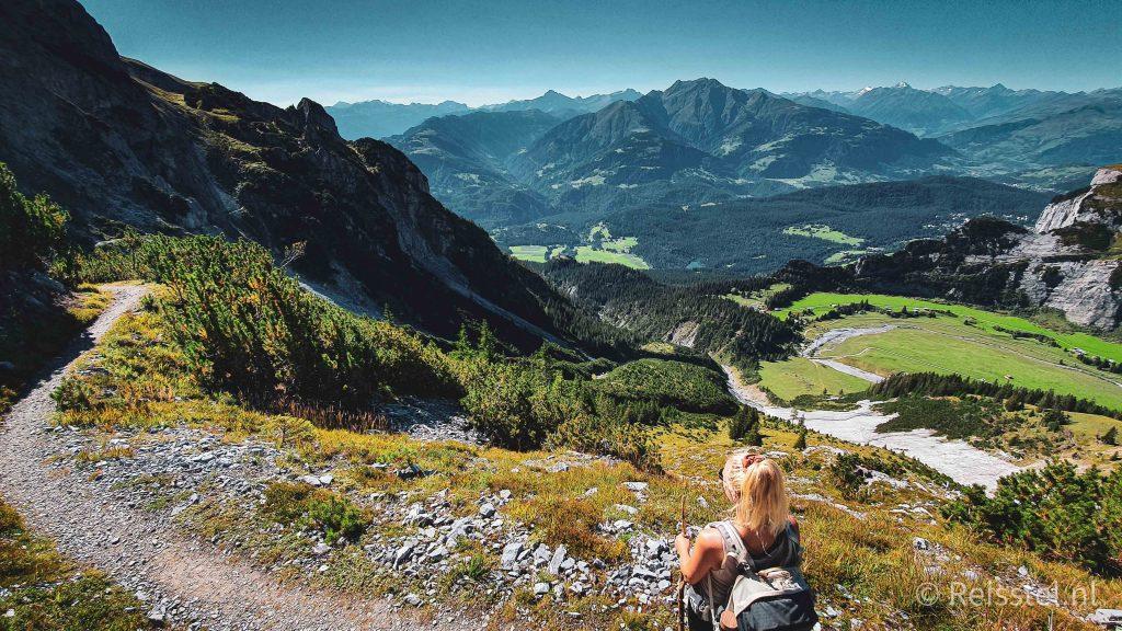 Wat is er in de zomer te doen in Flims Zwitserland | Uitzicht omgeving Flims