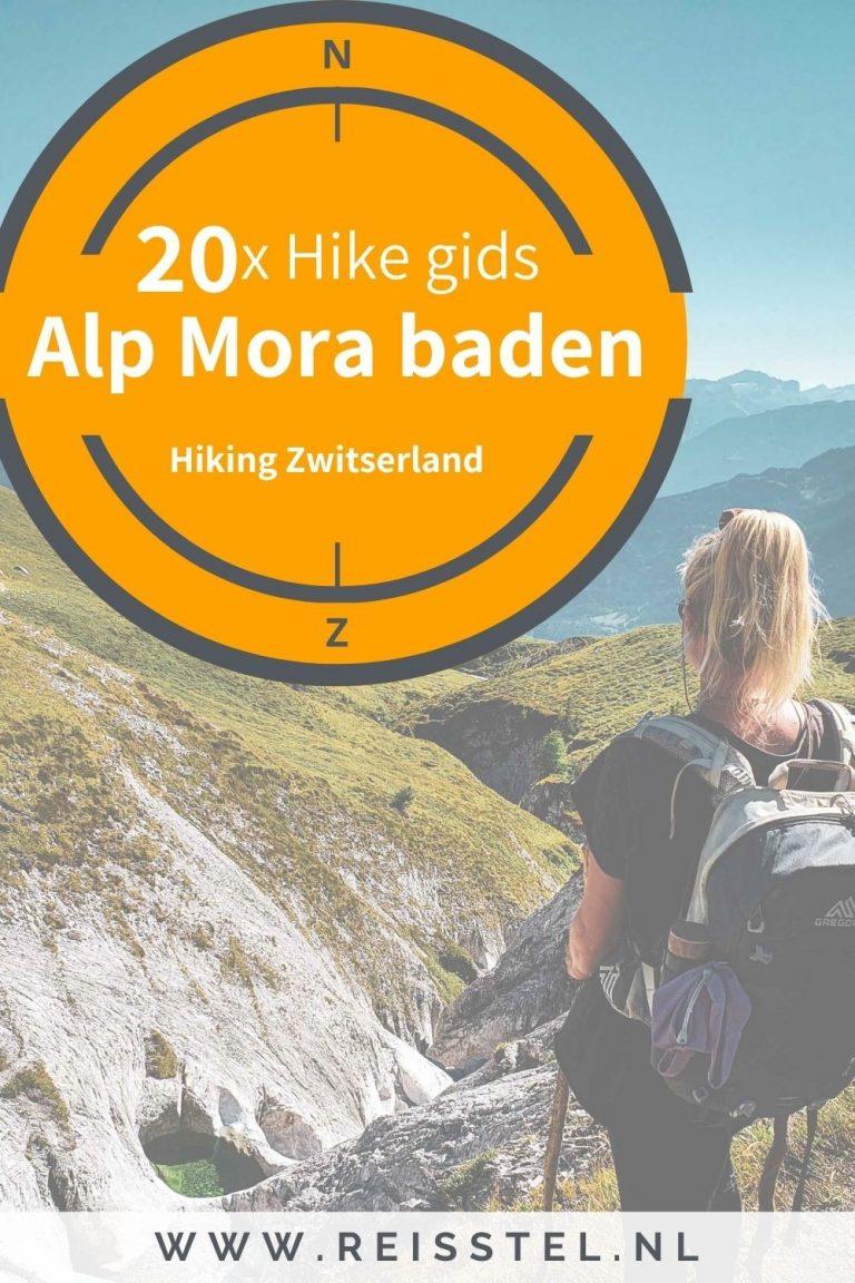 Reisstel.nl   Alp Mora hike - 20 ijskoude gletsjerbaden