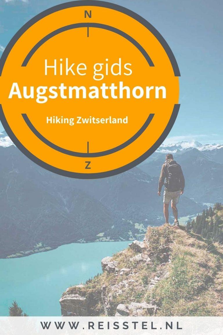 Reisstel.nl | Spectaculair uitzicht - Augstmatthorn hike