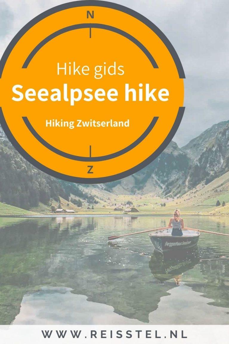 Hiking Zwitserland Seealpsee hike Reisstel.nl