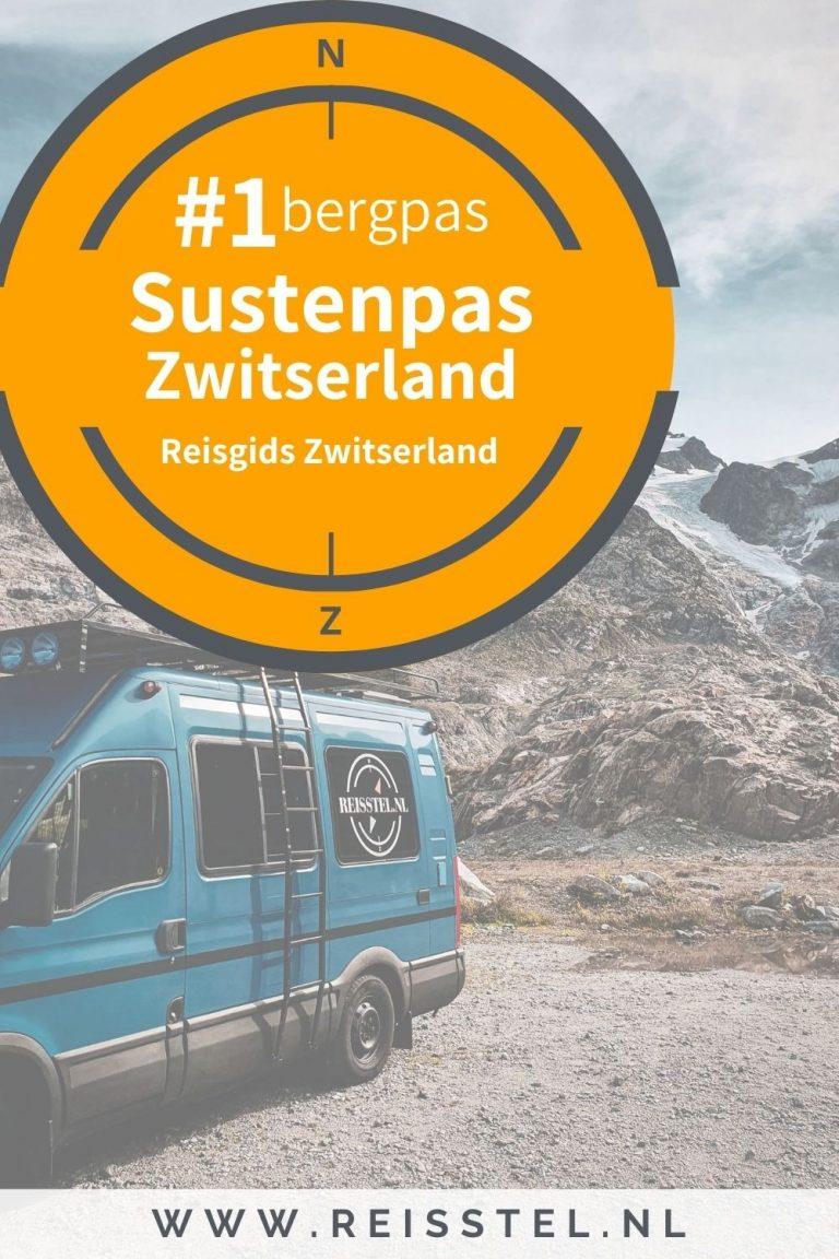 Sustenpas Zwitserland - mooiste bergpassen - reisstel.nl