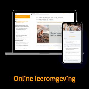 Reisstel.nl | Dromen realiseren kun je leren <br> plus pakket