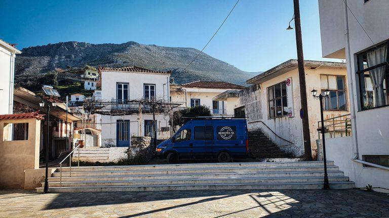 Griekenland het ideale camperland Fred | Header