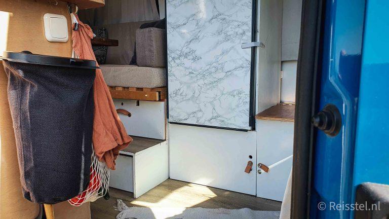Flextrash | ideale camper prullenbak | header 3