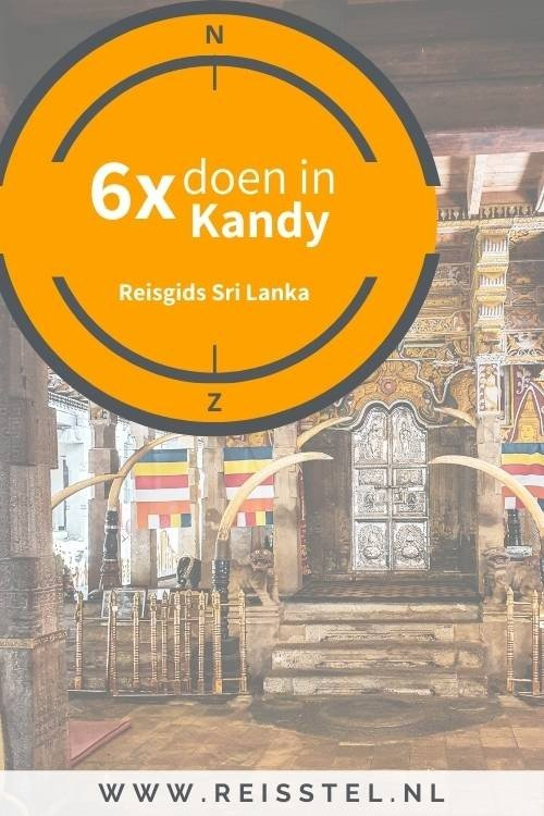 6x doen in Kandy
