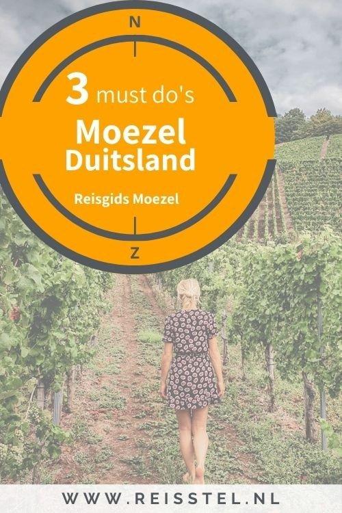 3 must do's verrassend weekend Moezel, Duitsland | Pinterest