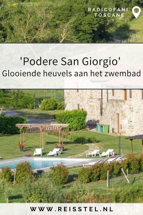 Rondreis Toscane | Podere San Giorgio Radicofani