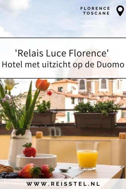 Rondreis Toscane | Relais Luce Florence