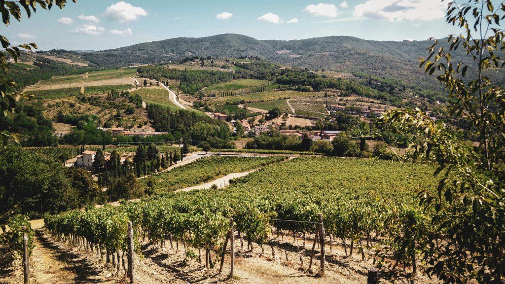 Rondreis Toscane   Toscaans landschap
