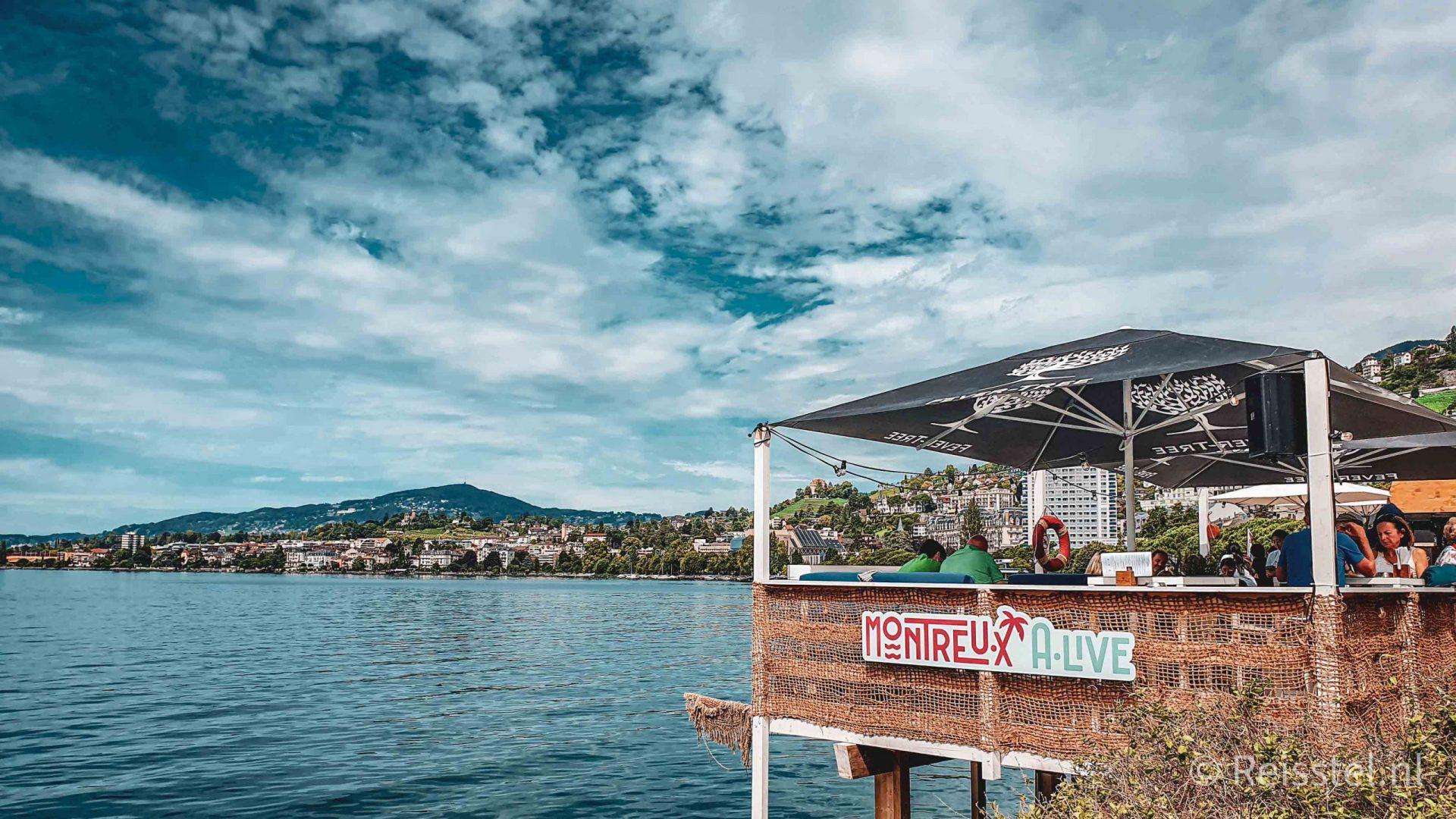 Bezienswaardigheden in Montreux - header