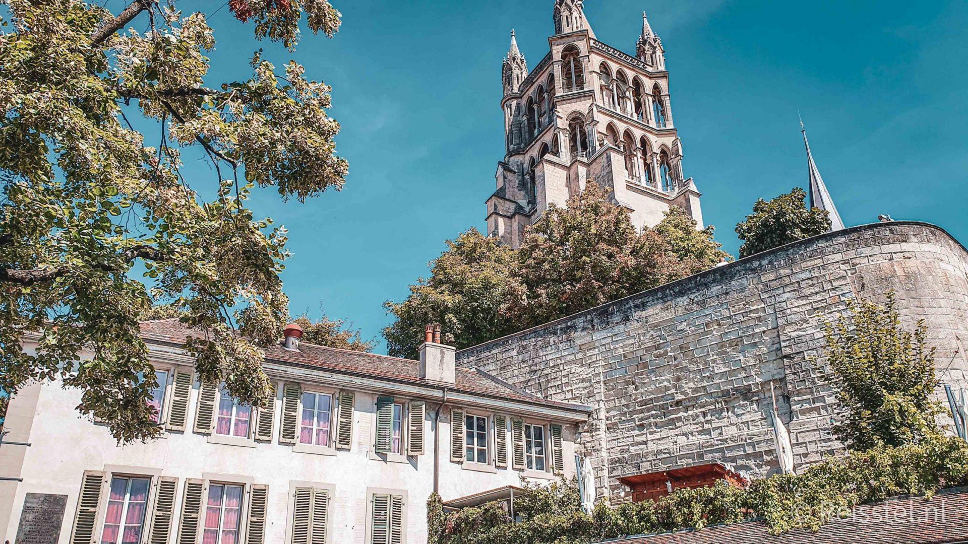 Alle bezienswaardigheden in Lausanne voor jouw citytrip of vakantie | header