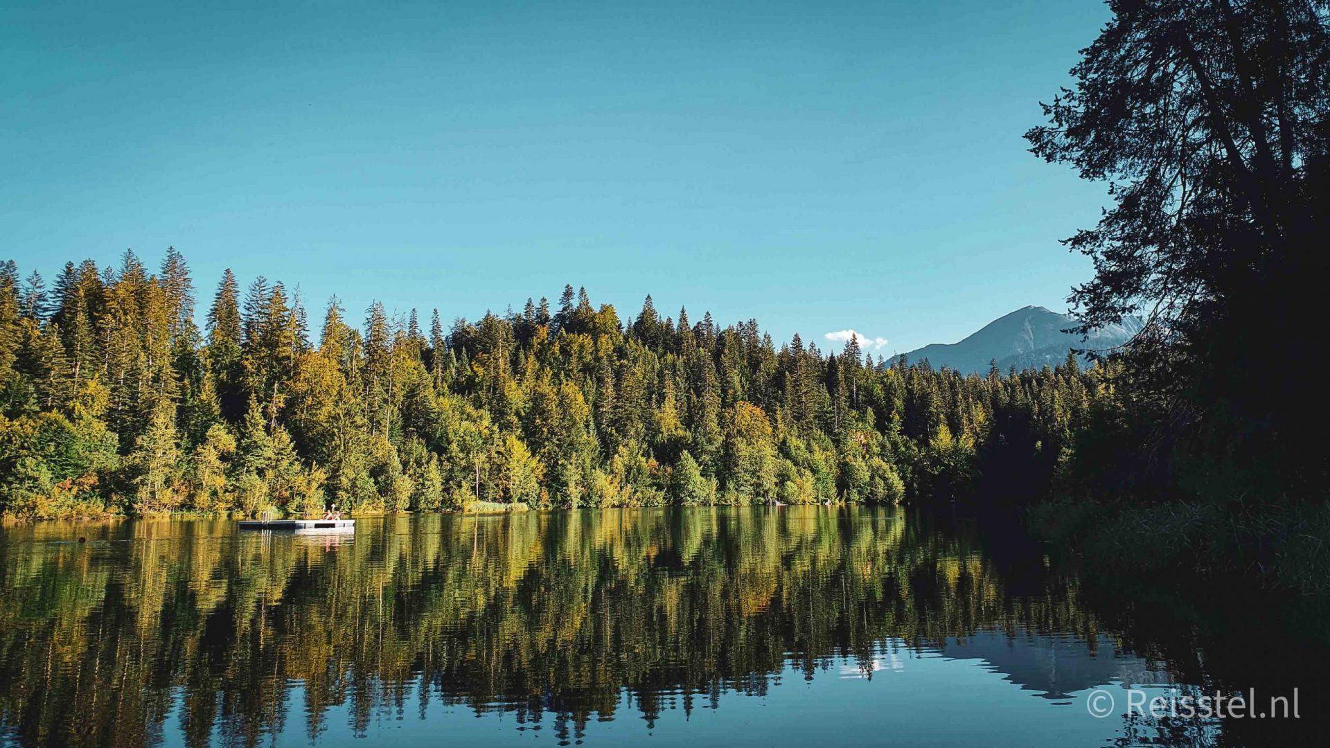 4 meren hike Flims Zwitserland - Header