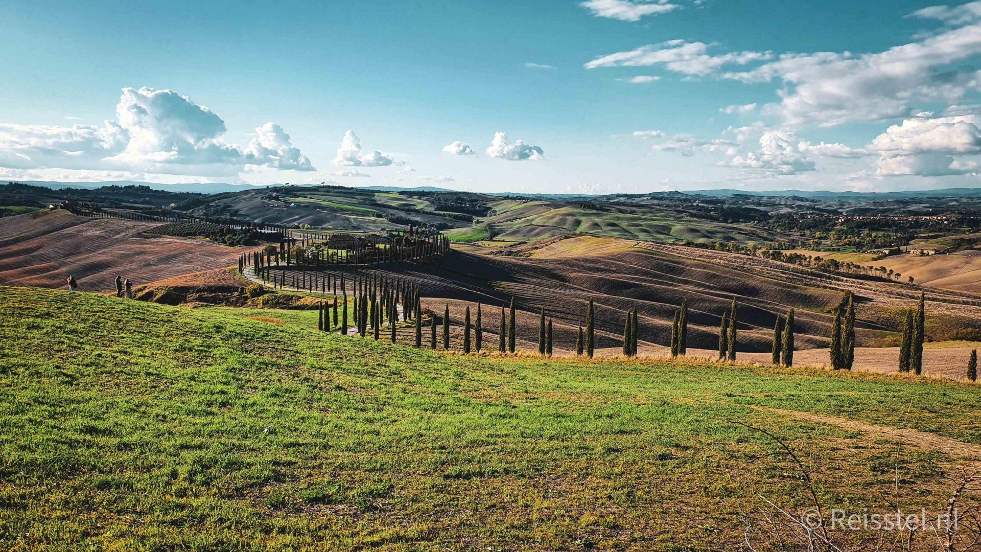 Rondreis Toscane in 1 of 2 weken   header